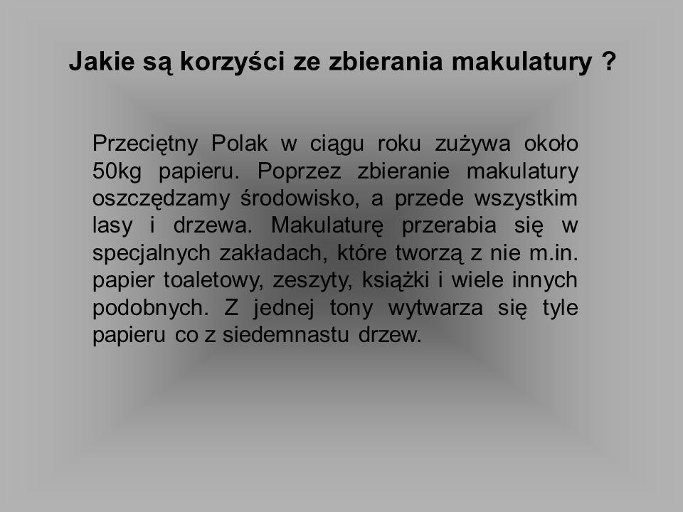 W czasie projektu ogłosiliśmy konkurs klasowy z podziałem na podstawówkę i gimnazjum.