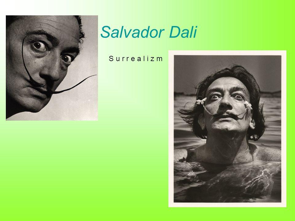 Dalí był modny wśród amerykańskich wyższych sfer.