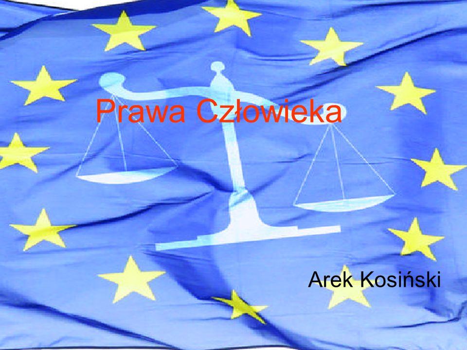Prawa człowieka to koncepcja, według której każdemu człowiekowi przysługują pewne prawa, których źródłem obowiązywania jest przyrodzona godność ludzka.