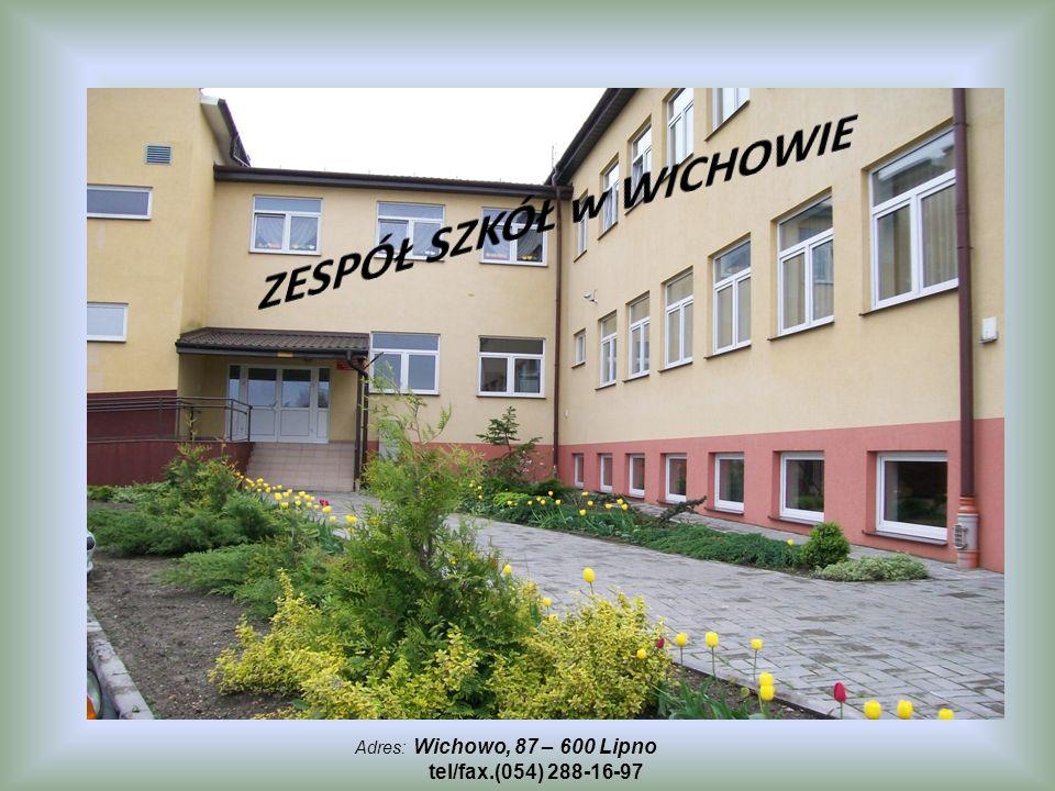 Adres: Wichowo, 87 – 600 Lipno tel/fax.(054) 288-16-97