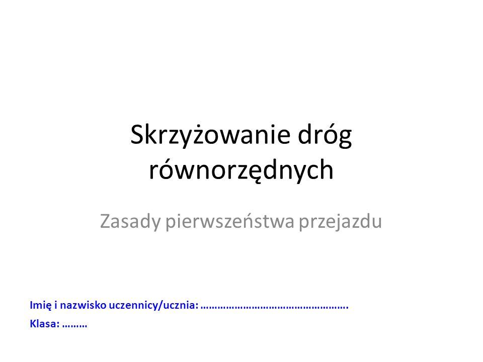 Ćwiczenie Uruchom prezentację (klawisz F5) i przyjrzyj się animacji na slajdzie nr 3 (Sytuacja 1).