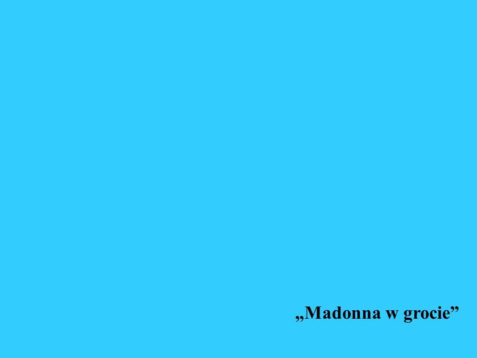Madonna w grocie