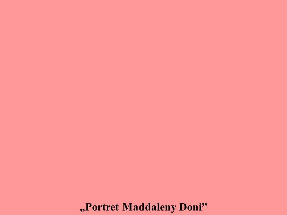 Portret Maddaleny Doni