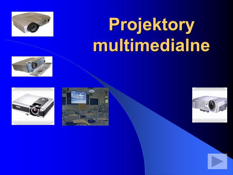 Co warto wiedzieć o projektorach Współpraca projektora z innymi urządzeniami Współpraca projektora z innymi urządzeniami Rozdzielczości Podstawowe wiadomości Optyka Porównanie technologii DLP i LCD