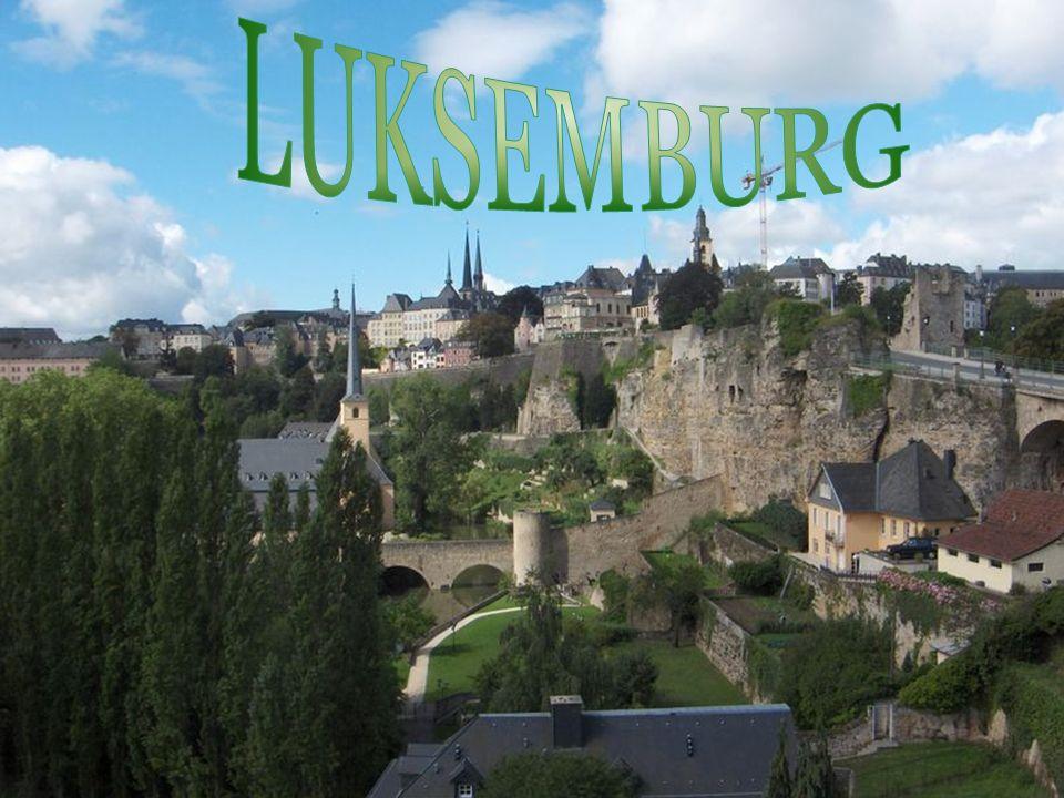 Flaga Flaga Flaga Luksemburga jest prostokątem podzielonym na trzy poziome pasy: czerwony, biały i niebieski.