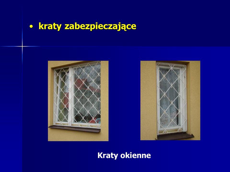kraty zabezpieczające kraty zabezpieczające Kraty okienne