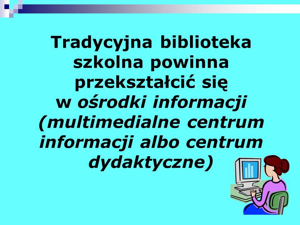 Podstawowe funkcje szkoły: funkcja kształcąco- wychowawcza; funkcja diagnostyczno-prognostyczna; funkcja opiekuńczo-wychowawcza; funkcja kulturalno-rekreacyjna.