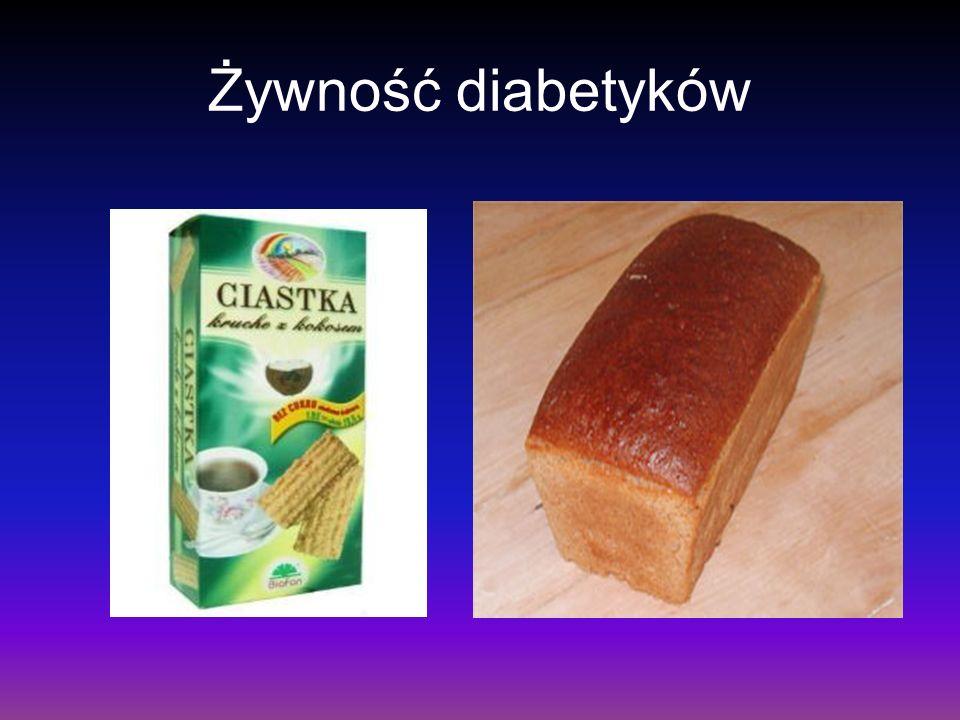 Żywność diabetyków