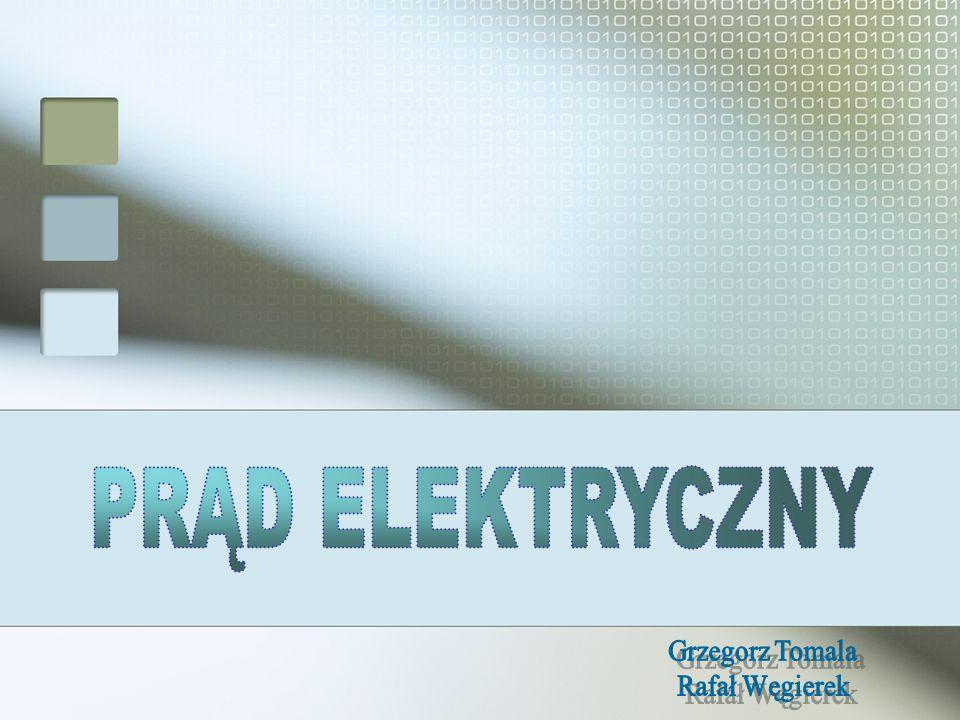 Prąd elektryczny w półprzewodnikach W przewodnikach zjawisko przewodzenia prądu jest wyłącznie wynikiem ruchu ładunku ujemnego Przewodzenie prądu odbywa się wskutek działania dwóch różnych i niezależnych od siebie mechanizmów poruszania się elektronów Jeden z tych mechanizmów może być opisany jako ruch ładunku ujemnego, a drugi należy rozpatrywać jako ruch ładunku dodatniego W półprzewodniku wyróżnić prąd elektronowy związany z poruszającym się ładunkiem ujemnym wytworzony przez swobodne elektrony i prąd dziurowy związany z ładunkiem dodatnim wytworzonym przez poruszające się dziury