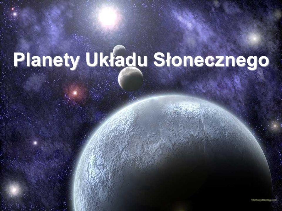 Pierwsza planeta Układu Słonecznego.