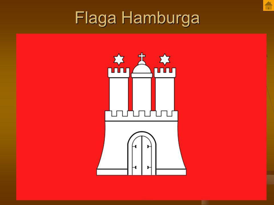Flaga Hamburga
