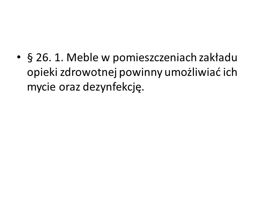 § 26.1.