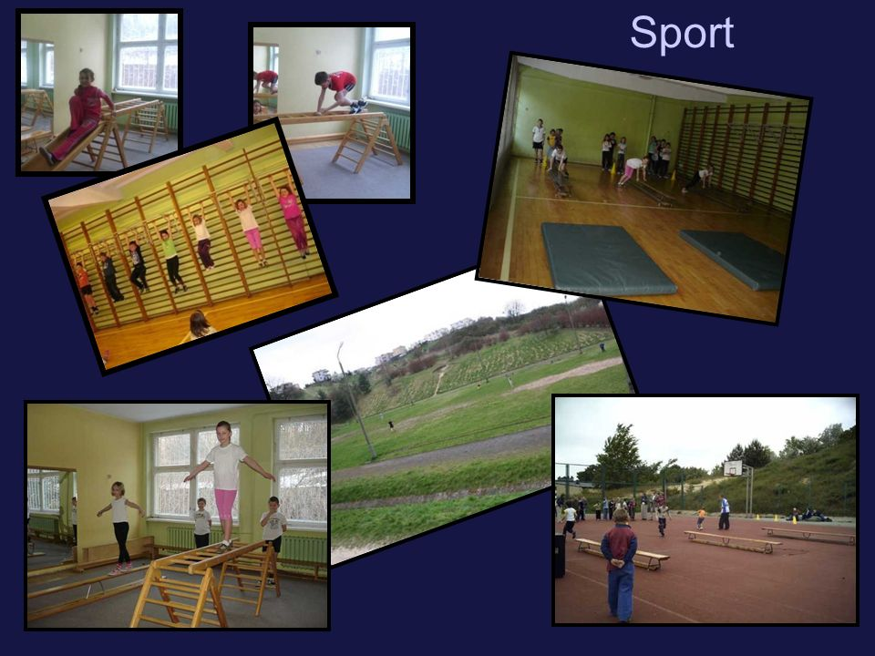 after school Healthily and cheerfully
