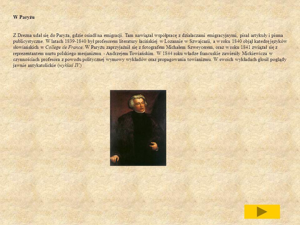 Był synem Mikołaja Mickiewicza, adwokata przy sądach niższych w Nowogródku, i Barbary z Majewskich. W latach 1807-1815 uczęszczał do dominikańskiej sz