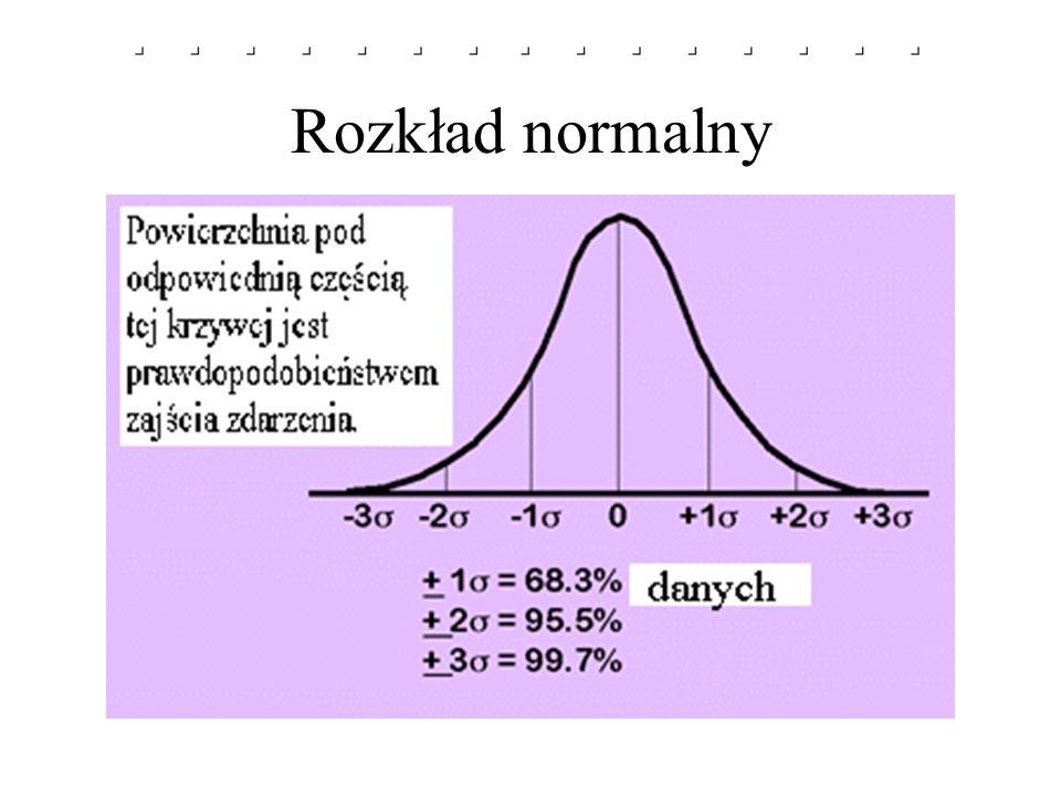 Typy badań statystycznych 1)badania, których celem jest określenie pewnych wartości dla całej populacji - jak np.