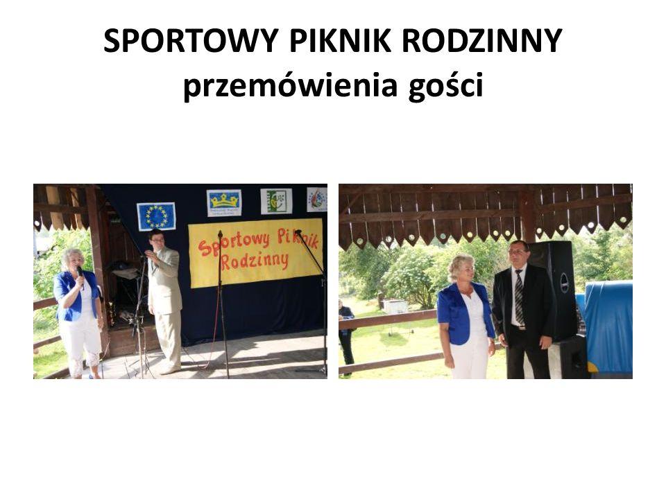 SPORTOWY PIKNIK RODZINNY zespół ludowy z Rudołowic