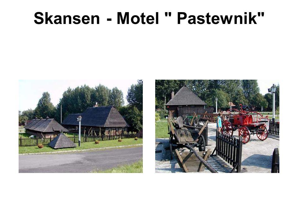 Skansen - Motel Pastewnik