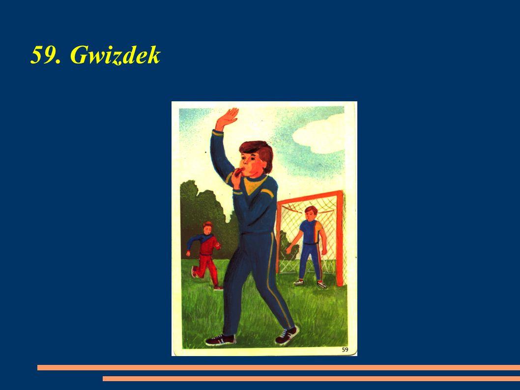 59. Gwizdek