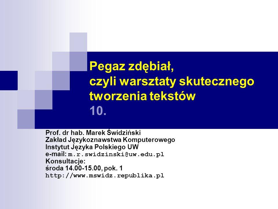 42 Rymy po polsku D 57.Oboista z Kluk kupił sobie róg.