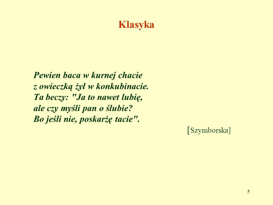 36 Rymy po polsku Pojęcia: –leksem –forma wyrazowa –słowo Polszczyzna to HIL (język wysoce fleksyjny).