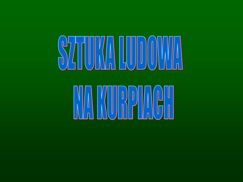 W roku szkolnym 2012/2013 zespół uczniów klasy I gimnazjum w Wykrocie realizował projekt edukacyjny pod nazwą Sztuka ludowa na Kurpiach.
