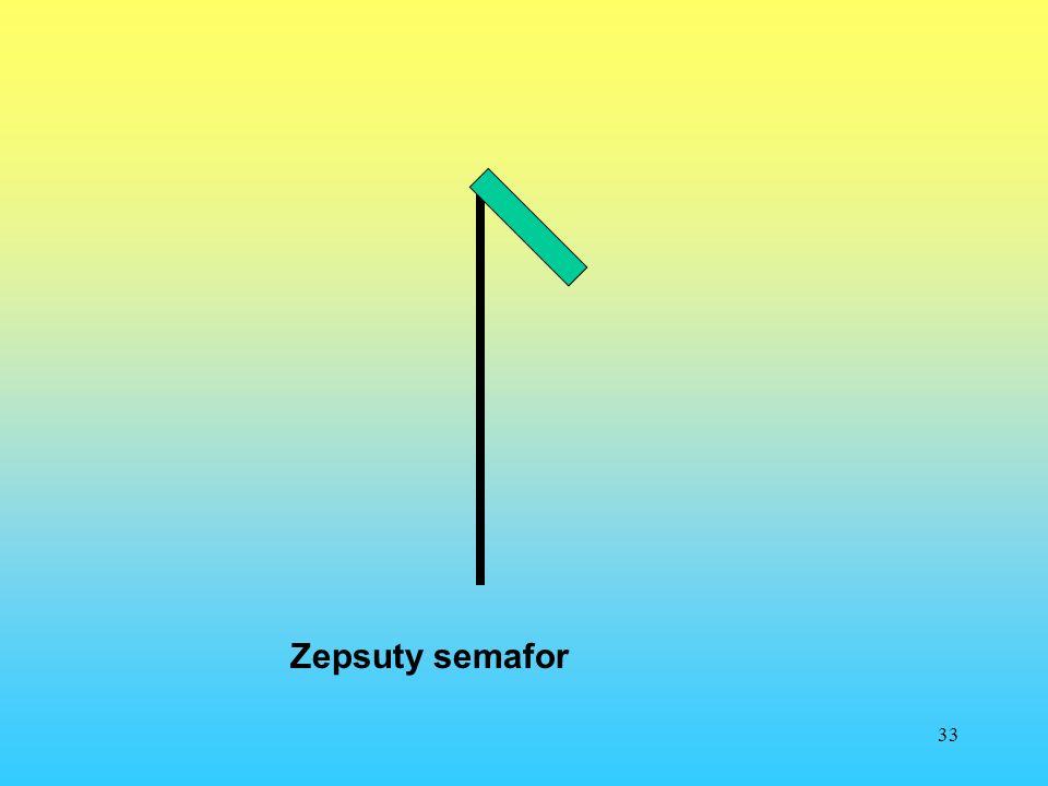 33 Zepsuty semafor