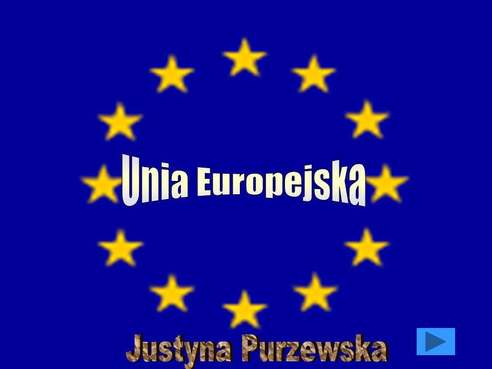 Mapa UE Państwa członkowskie Instytucje Traktaty Osobistości Flaga i jej historia Waluta Europejska Kryteria Początki To już historia Postanowienie Komisji Europejskiej Gospodarka Cytaty Unia Europejska na wesoło Koniec !