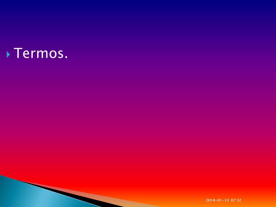 Termos. 2014-01-13 07:33