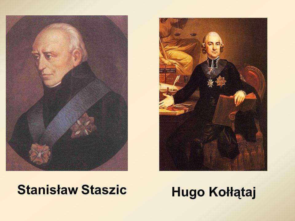 Królem Polski był wtedy Stanisław August Poniatowski