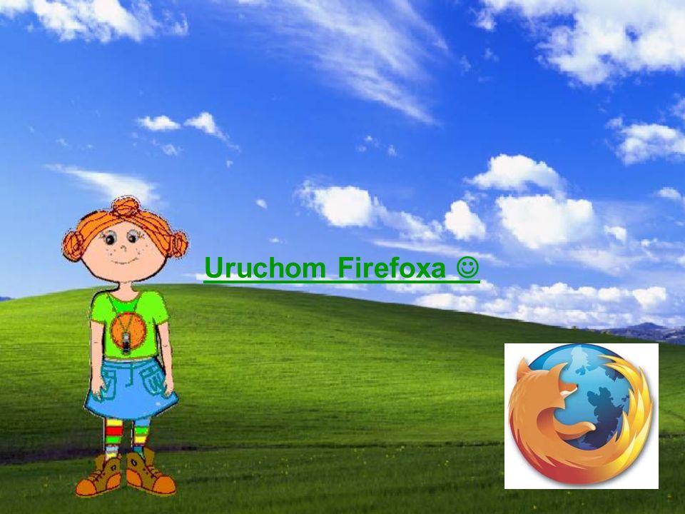 Uruchom Firefoxa