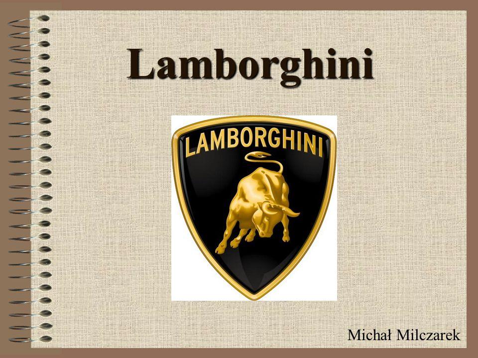 Lamborghini Michał Milczarek