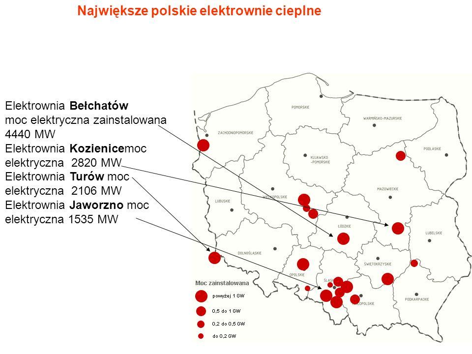 ZALETY Otrzymuje się dużą ilość energii z małej ilości paliwa- 1 kg uranu równoważy 3000 ton węgla.