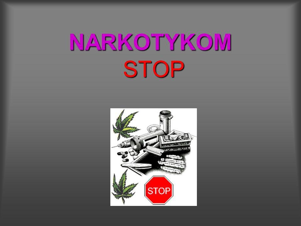 Co to jest narkotyk? Narkotyk - to środek wywołujący uzależnienie