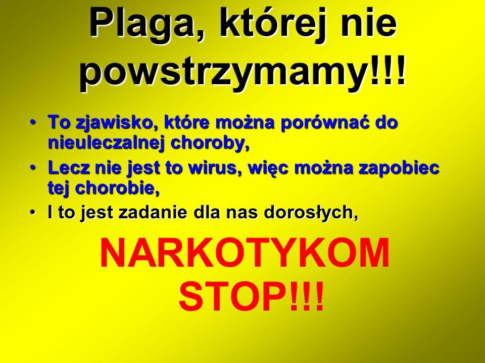 Plaga, której nie powstrzymamy!!! To zjawisko, które można porównać do nieuleczalnej choroby,To zjawisko, które można porównać do nieuleczalnej chorob