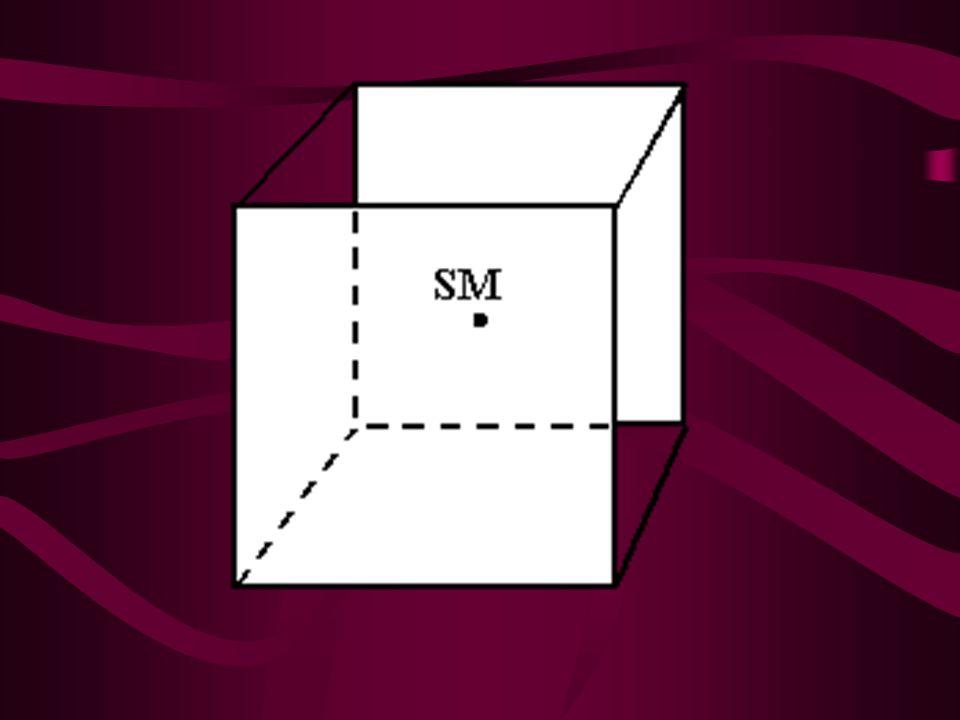 Środek ciężkości Środek ciężkości ciała, to taki szczególny punkt (czasami może on nawet nie zawierać się w obrębie ciała), że po podparciu w tym punkcie za pomocą siły przeciwnej do siły grawitacji (równoważącej tę grawitację), grawitacja nie spowoduje obrotu tego ciała.