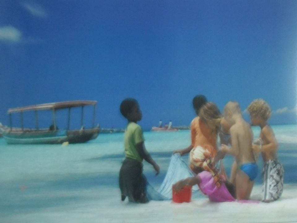 Angola Kiedyś w Angoli mówiło się, że dzieci to największe bogactwo każdego związku, że im więcej dzieci tym lepiej.