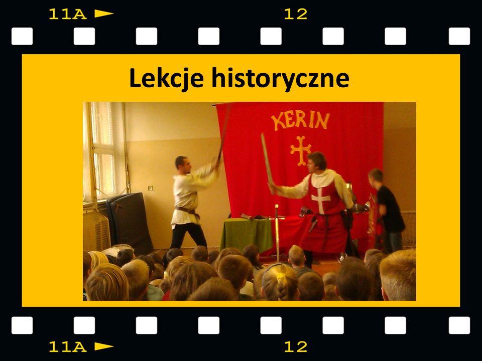 Lekcje historyczne