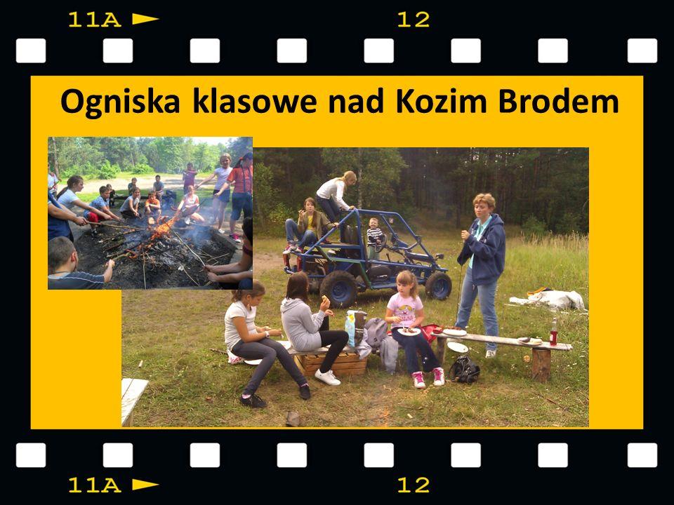 Ogniska klasowe nad Kozim Brodem