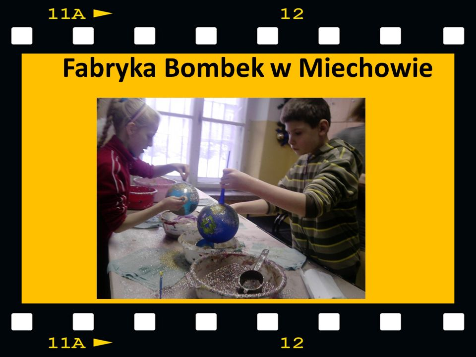 Fabryka Bombek w Miechowie