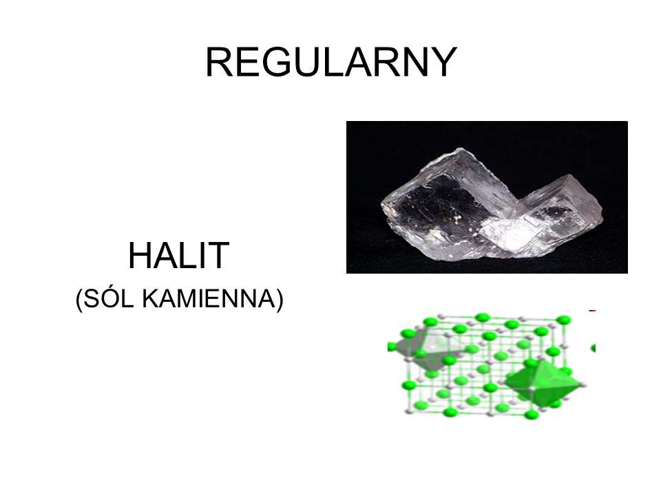 REGULARNY HALIT (SÓL KAMIENNA)