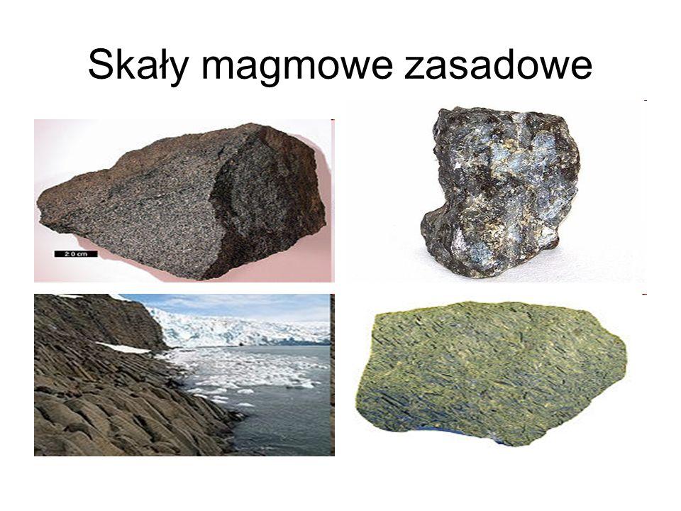 Skały magmowe zasadowe