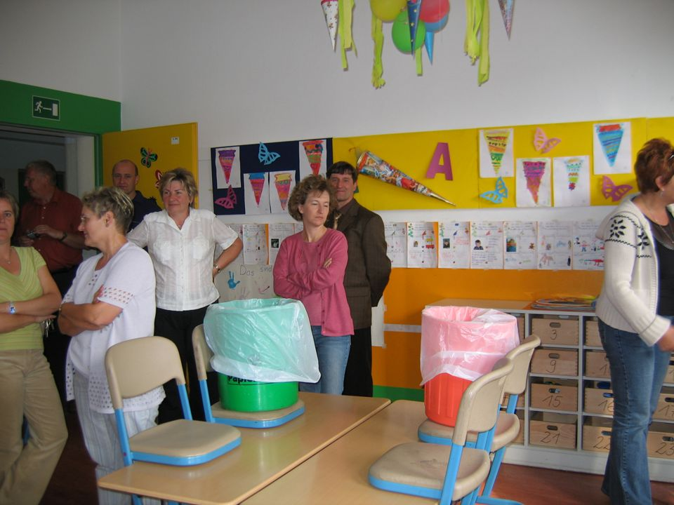 A oto kilka zdjęć ze szkoły w Leegebruch: