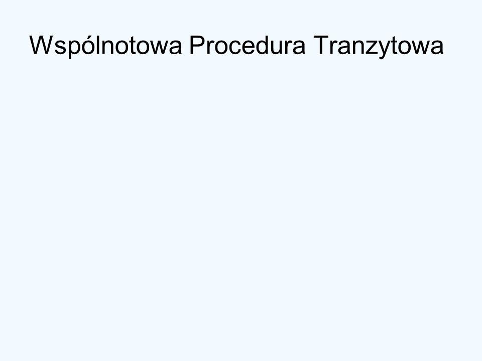 Wspólnotowa Procedura Tranzytowa