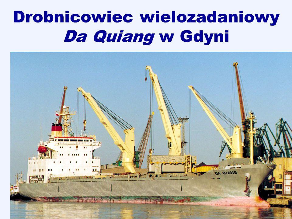 Drobnicowiec wielozadaniowy Da Quiang w Gdyni