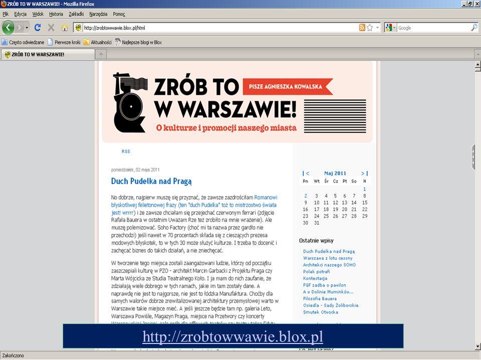17 http://zrobtowwawie.blox.pl