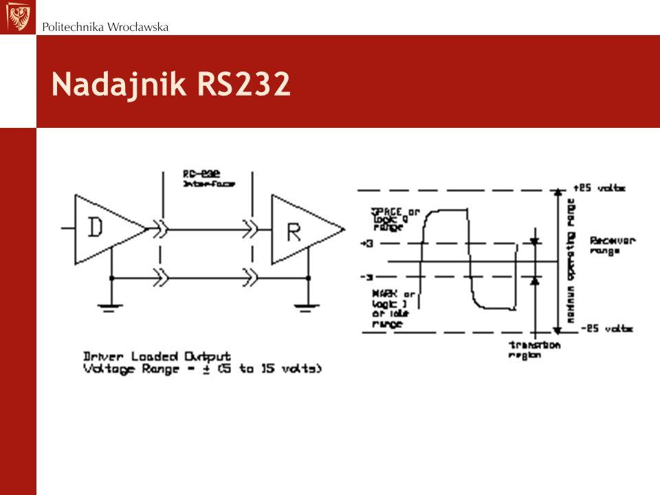 Nadajnik RS232