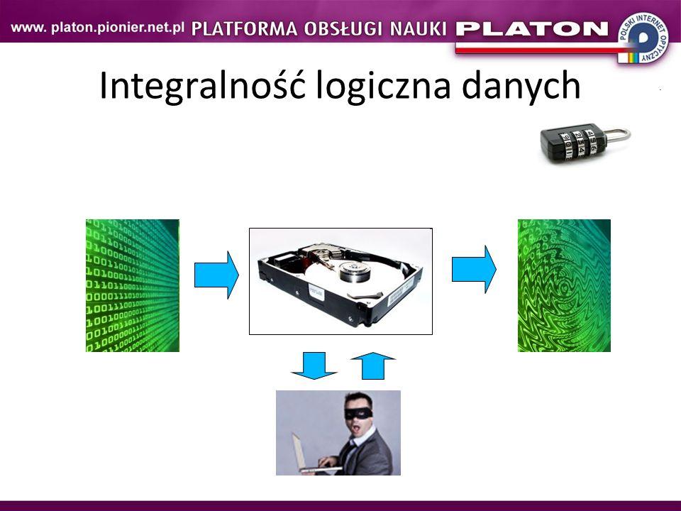 Integralność logiczna danych