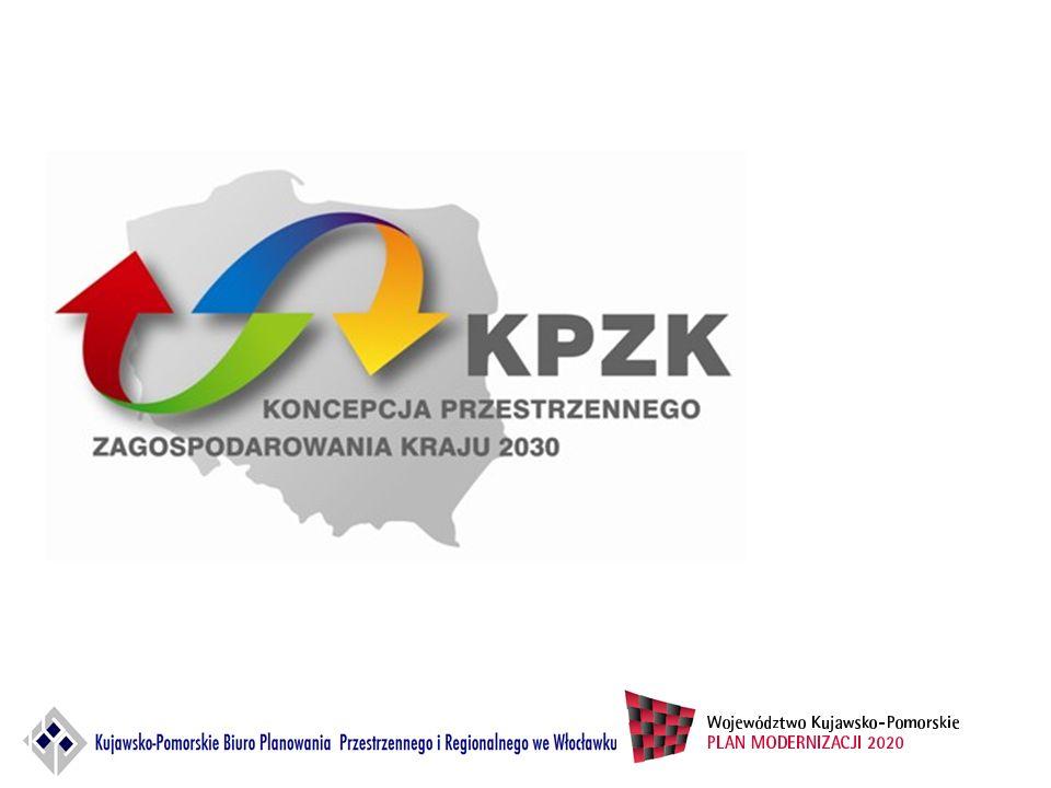 Cel 2. Poprawa spójności wewnętrznej i terytorialne równoważenie rozwoju kraju (…)