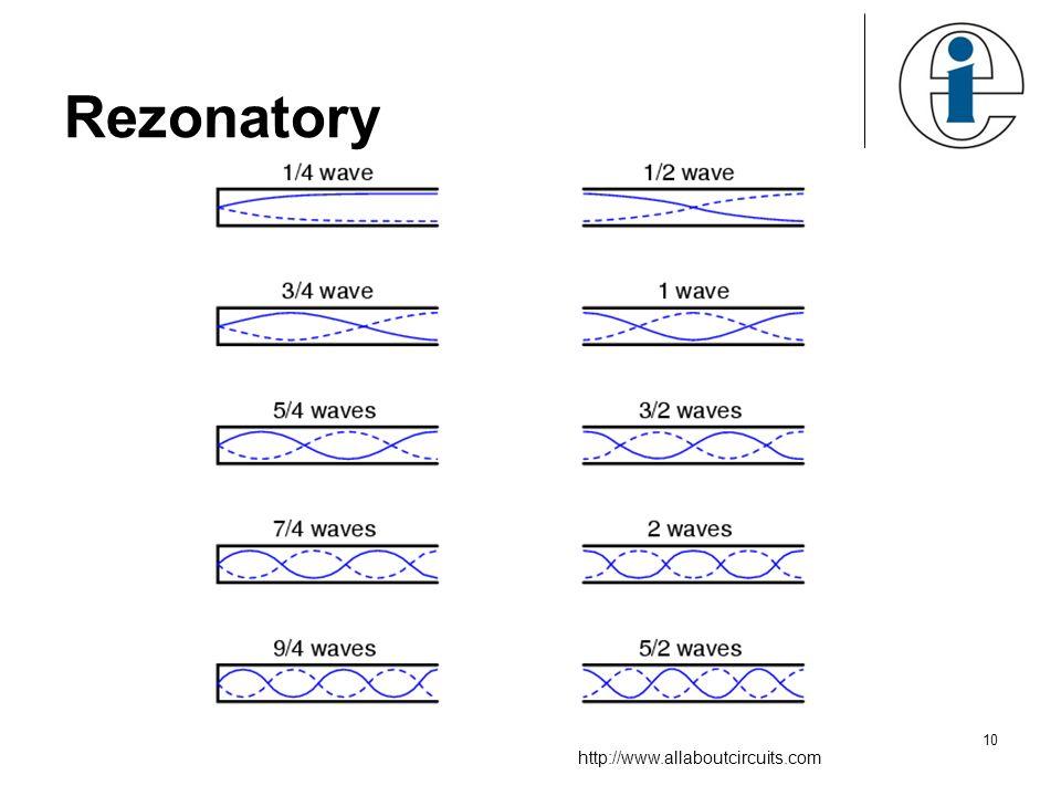 10 Rezonatory http://www.allaboutcircuits.com