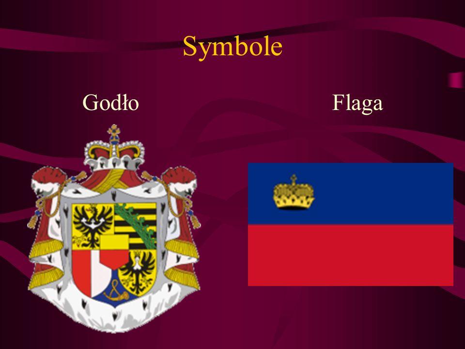 Symbole Godło Flaga